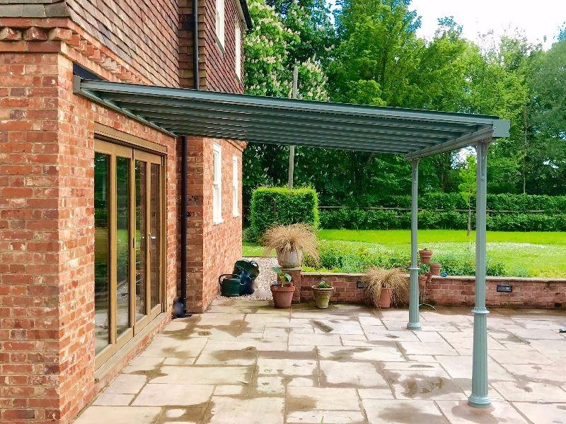 Garden Patio Aluminium & Glass Verandas Lancashire