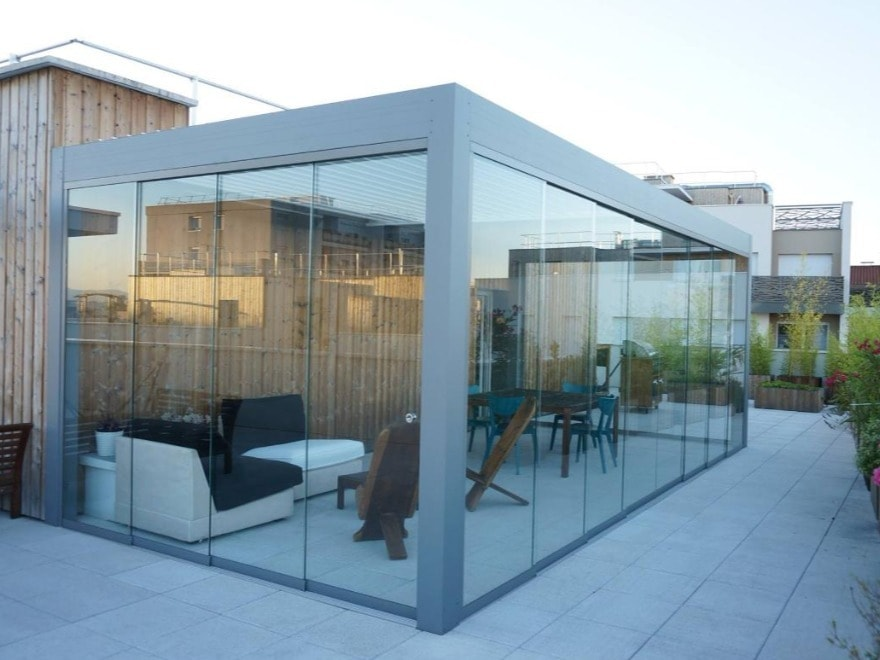 Aluminium & Glass Garden Rooms Lancashire, Domestic & Commercial