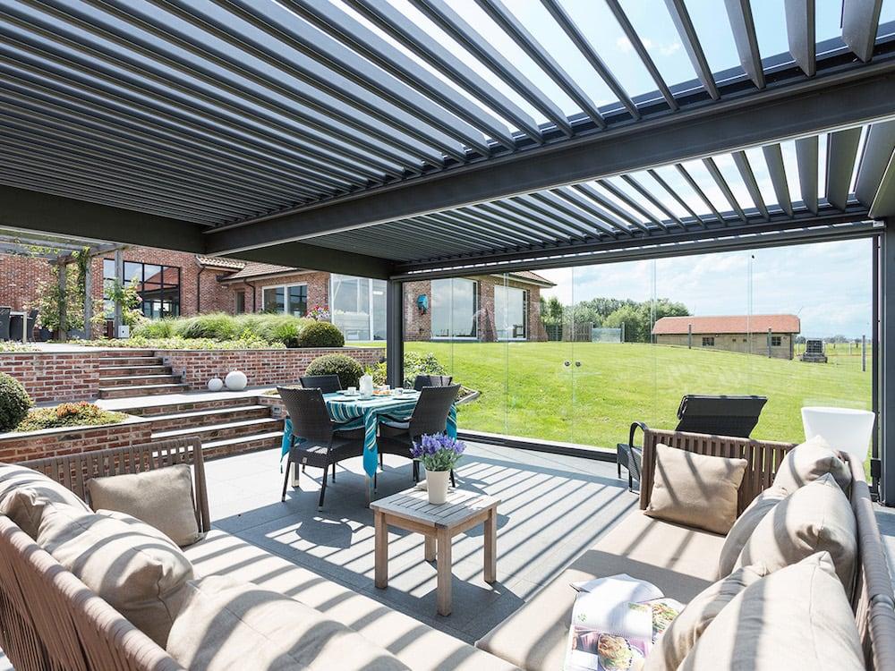 Aluminium & Polycarbonate Canopies Lancashire, Domestic & Commercial